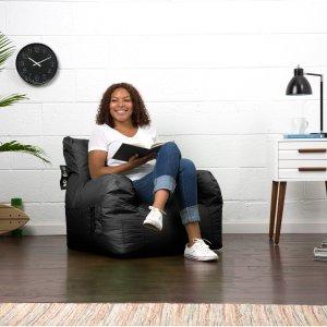 $24起Walmart 精选宿舍必备懒人椅飞碟椅促销