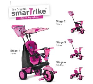 £49.99SmarTrike 四合一童车