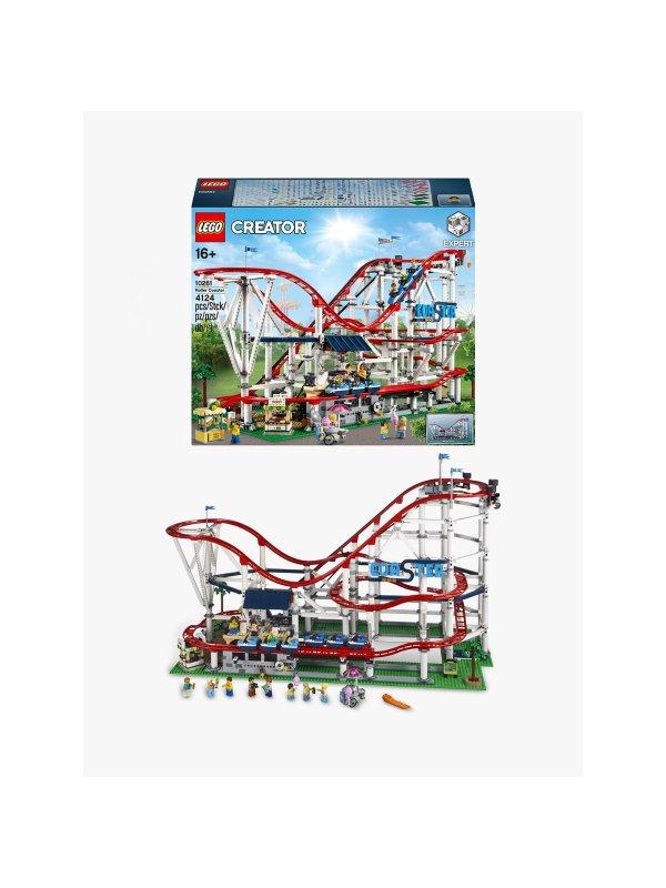 LEGO云霄飞车