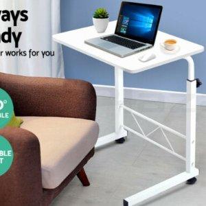 $42 (原价$199)eBay 可调高度便移动木制书桌 四色可选