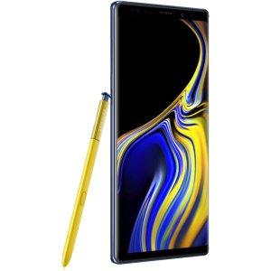 65寸4K $650开始抢购,Note9低至$599.99, S9 $320已开抢:Samsung 2018黑色星期五海报出炉!Verizon手机立减$400
