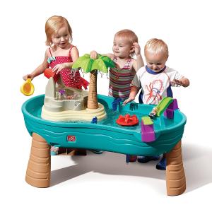 $59.97(原价$147.02)史低价:Step2 儿童水台度假村玩具