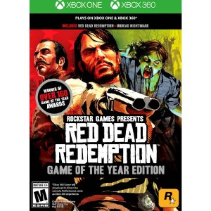 Red Dead Redemption: Game of the Year Edition Xbox 360/Xbox One