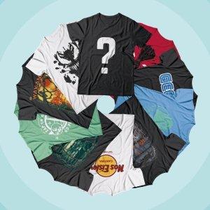 单件低至$16.5Zavvi 个性定制T-shirt特卖会 拒绝高街就要秀出自己