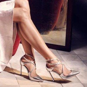 低至5折!£315收何穗爱鞋Jimmy Choo年中Lancer经典系列大促 收女人味爆棚仙女鞋