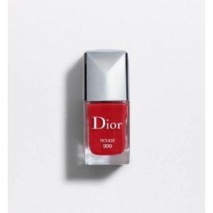 Dior亮彩指甲油