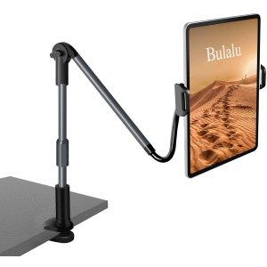 $15.99Bulalu 天鹅颈可调平板电脑支架 桌面夹式