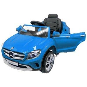 Mercedes Benz奔驰GLA 蓝色跑车