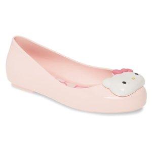 4折起 包邮包退Nordstrom 儿童鞋履促销 收封面 hello kitty 果冻鞋