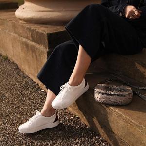 精选8折 £68收小白鞋Fitflop 超舒适休闲鞋大促热卖