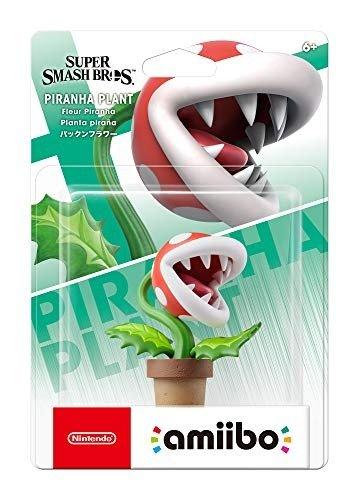 amiibo Piranha Plant- Super Smash Bros. Collection