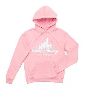 Disney女士粉色卫衣