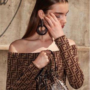 再降价 4.6折起 $285收卡包Fendi 精选时尚单品特卖,最高直降$2800