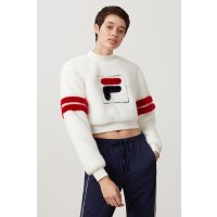 Fila cristabel crop 运动上衣