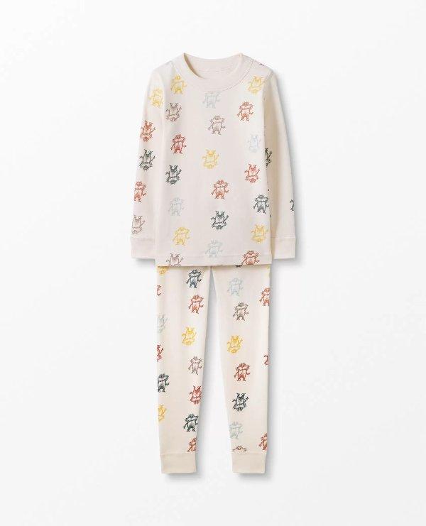 有机棉睡衣套装