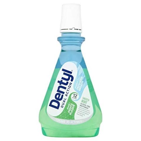 £3.5起 比国内便宜十几倍Dentyl 明星同款星空漱口水 一口洁牙从漱口开始