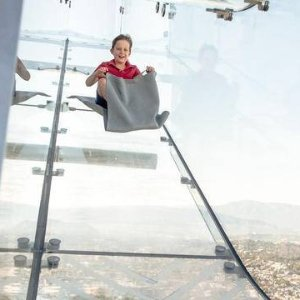 From $18 Admission to Skyspace LA with Skyslide