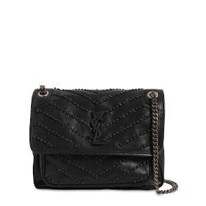 Saint Laurent30% OFF with $1000MEDIUM NIKI MONOGRAM LEATHER BAG