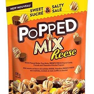 $2.98 (原价$4.48)REESE POPPED 巧克力花生酱小食混合装170g