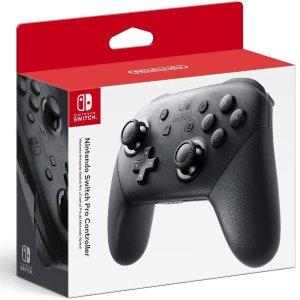 $49.99(原价$69.99)Nintendo Switch Pro 手柄