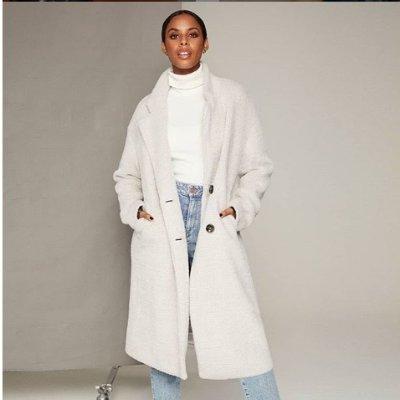 英国代表性明星倾心新一季New LookNew Look 本季上新精选 跟着成功女性学穿搭 为秋冬更新衣橱