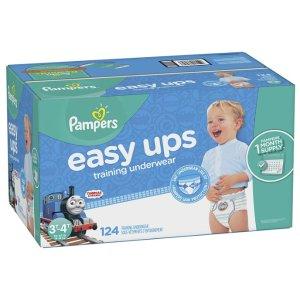 立减$5+包邮Pampers 帮宝适训练裤、尿不湿特卖