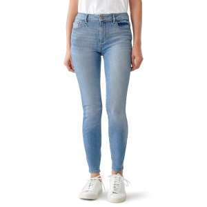 DL1961Florence Cropped 牛仔裤