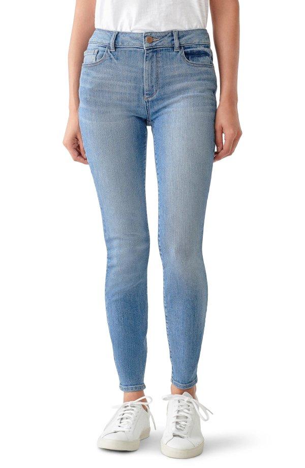 Florence Cropped 牛仔裤