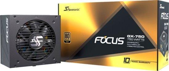 FOCUS GX-850 850W 80+金牌 全模组电源
