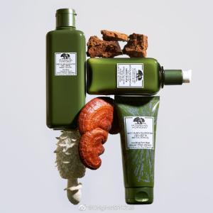 送6件豪华中样 价值$77Origins 护肤热卖 收限量版菌菇水、榆绿木精华