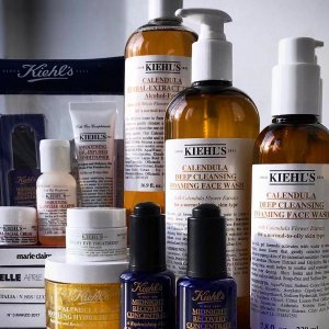 Last Day: Dealmoon Exclusive Early Access Enjoy 15% offReceive 18 FREE Holiday Treasures deluxe beauty samples with your $175 or more Kiehl's purchase @Bluemercury