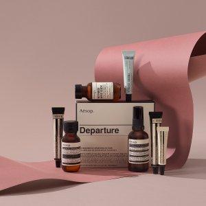 满额8折 €20收赋活芳香护手霜Aesop 全线护肤 身体护理热卖!24S凑单首选品牌!