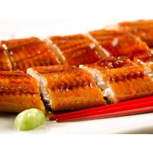 Eel - Frozen, Kabayaki Unagi, Frozen, Wild, China 10oz