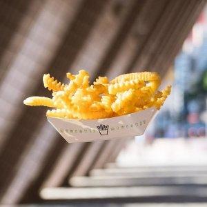 满$5送薯条Shake Shack 周末限时优惠