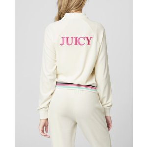 Juicy Couture天鹅绒上衣 多色