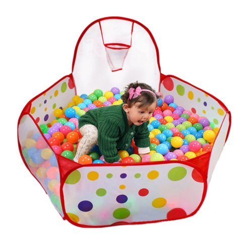 As low as $14.99Kids Play Tent & Plastic Ball