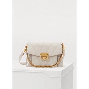 Givenchy最高减£300 变相72折Small GV3 单肩包