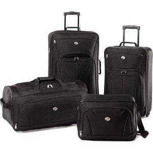 $54.99American Tourister Fieldbrook II  旅行箱包4件套