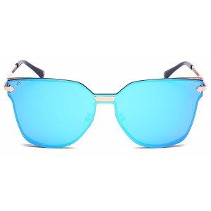 """2df4e1fb0f8 PRIVÉ REVAUX """"The Madam"""" Handcrafted Designer Futuristic Sunglasses"""