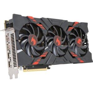 $299.99 (原价$369.99)PowerColor RED DRAGON Radeon Vega 56 8GB 显卡