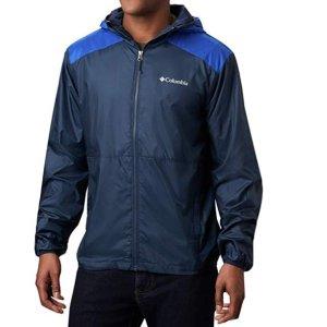 Columbia Men's Spire Heights Jacket, Water-Resistant