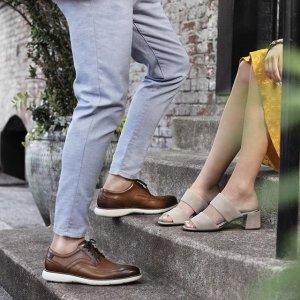 额外7折Rockport 折扣区精选舒适男女鞋履热卖