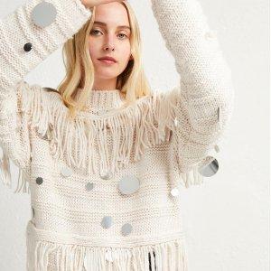 低至3折  £50收百搭长风衣折扣升级:French Connection官网大促升级 平价法式美衣