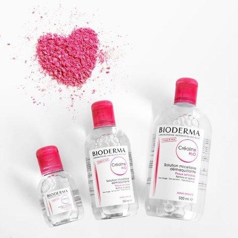 无门槛6.7折 £10收500ml卸妆水Bioderma 贝德玛精选护肤热促 卸妆水、美白精华都有