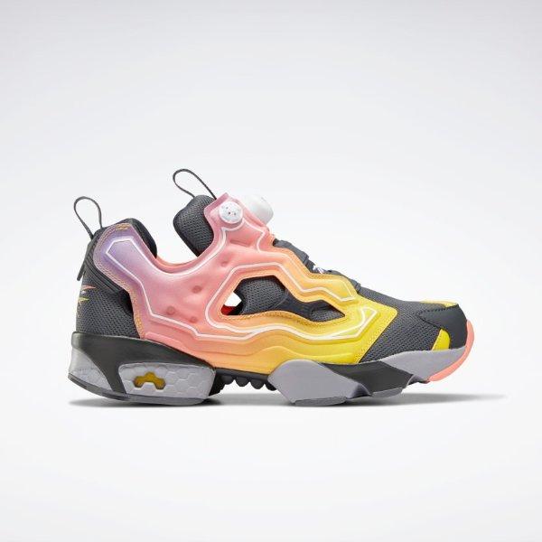 幻彩气垫鞋