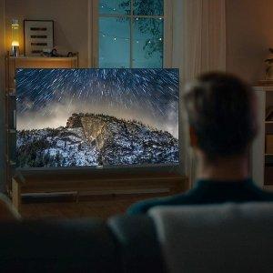 57折+新用户立减15欧TCL 50寸LED电视机 4K高清影像 安卓9.0系统 可语音遥控