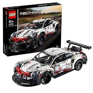 LegoTechnic 保时捷 911 RSR 42096 Building Kit