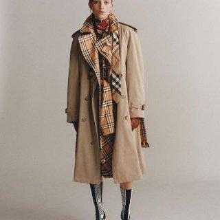 低至7折+最高享7.5折Burberry 女款服饰热卖 经典风衣立减$400