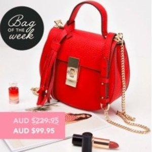 $99.95(原价$229.95)Belle & Bloom 封面款美包促销 多色可选