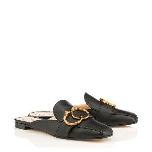 Charlotte OlympiaWomen's Designer Flat Shoes |- PANTHA